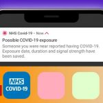 Disappearing Covid-19 app alerts cause alarm