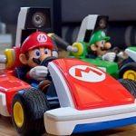 Mario Kart Live: Mixed-reality karts race around the home