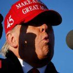 Twitter hides Trump mail voting tweet ahead of polling day