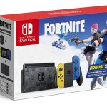 Fortnite-Themed Nintendo Switch Bundle Makes Cyber Monday Debut With Digital Freebies