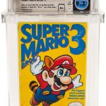 This Copy Of Super Mario Bros 3 Just Broke World Record As Most Expensive Game Ever Sold