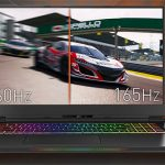Eluktronics Debuts World's First Gaming Laptops With Blazing Fast 165Hz QHD Display