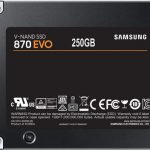 Samsung Rumored To Launch EVO 870 SSDs In Capacities Up To 4TB
