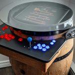 Fabulous Retropie Barrel Arcade Brings A Donkey Kong, Booze And Spotify Entertainment Trifecta