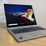 Lenovo ThinkPad X1 Titanium Yoga review: Slim, light, but only alright